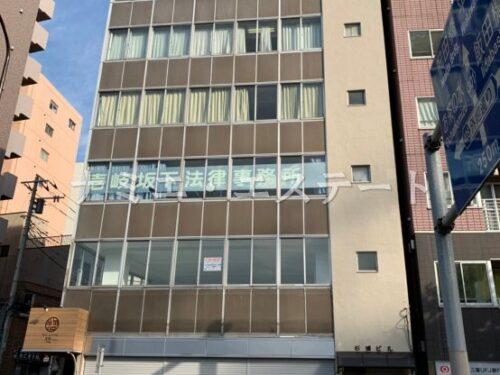 杉浦ビル(水道橋駅徒歩1分)